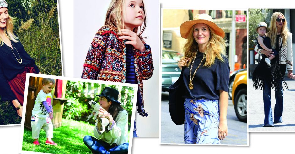 moda na boho - 2016