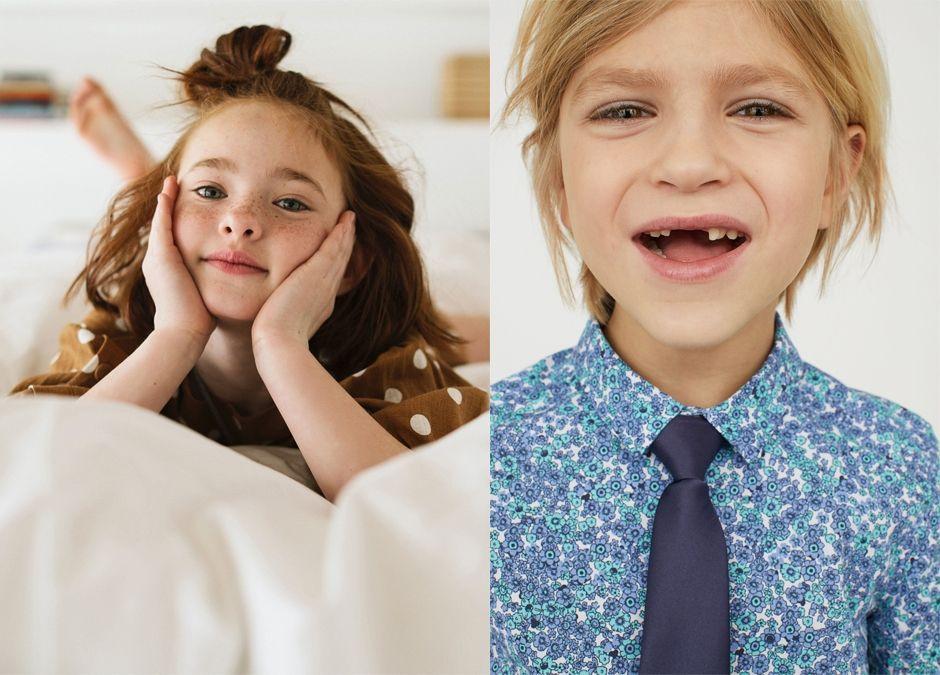 modne stylizacje dla dzieci idealne na uroczystości rodzinne