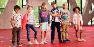 modne ubrania dla dzieci kolekcja Cool Club 2018