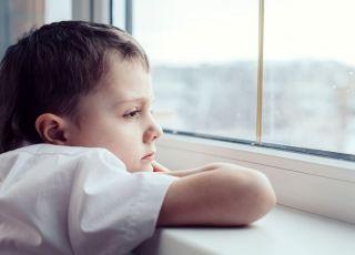Mój uczeń był smutny i opuścił się w nauce