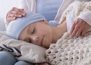 Moja córeczka pokonała raka
