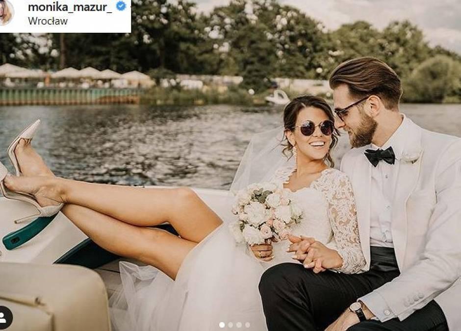 Monika Mazur jest w ciąży! Gwiazda TVP pochwaliła się zdjęciem