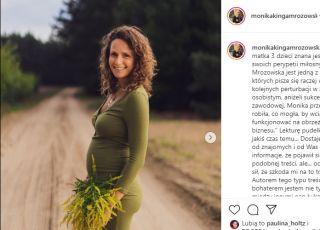 Monika Mrozowska jest w ciąży
