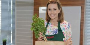 Monika Mrozowska, przepisy Moniki Mrozowskiej, gotuj z Moniką Mrozowską