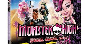 monster high, książka dla dzieci
