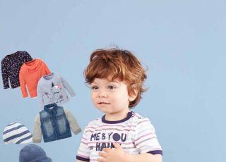 Mothercare, ubrania dla dzieci
