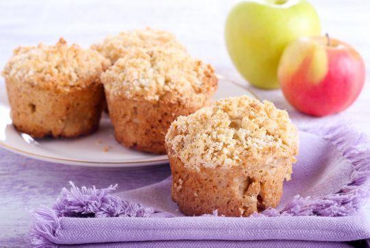 muffinki na drugie śniadanie do szkoły