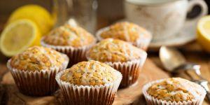 Muffinki makowo-jabłkowe
