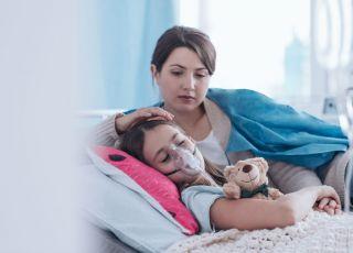mukowiscydoza u dziecka