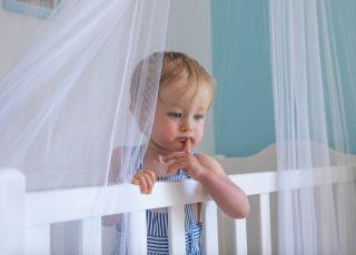 na komary dla niemowląt