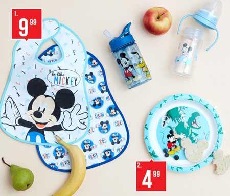 Naczynia z Myszka Mickey