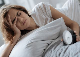 Nadmierna senność na początku ciąży