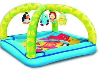 Wakacyjny niezbędnik – zabawki na plażę dla niemowląt