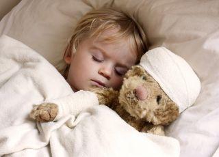 nagły wstrząs anafilaktyczny u dziecka bez alergii