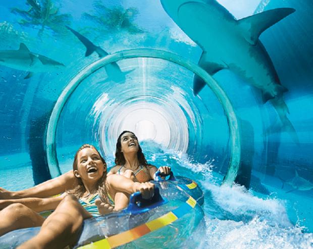 Top 11 aquaparków w Polsce - Aquapark Reda