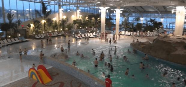 Top 11 aquaparków w Polsce - Termy Maltańskie