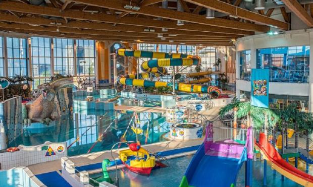 Top 11 aquaparków w Polsce - Park Wodny w Krakowie