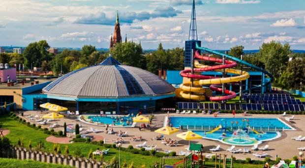 Top 11 aquaparków w Polsce - Nemo Świat Rozrywki
