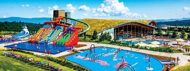 Top 11 aquaparków w Polsce - Termy Bukovina