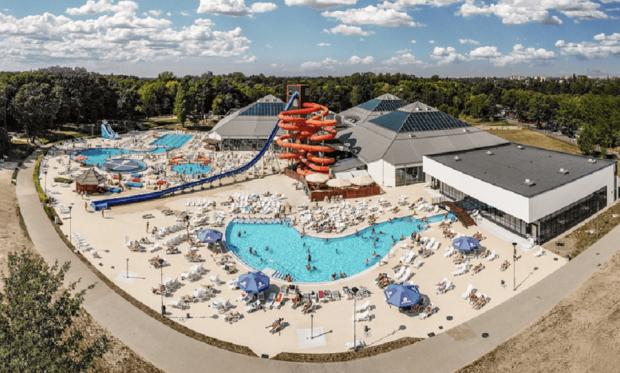 Top 11 aquaparków w Polsce - Aquapark Fala
