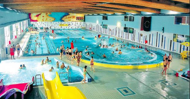 Top 11 aquaparków w Polsce - Park Wodny Jan