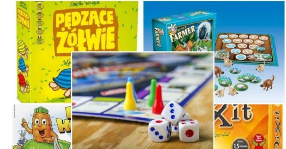 ca02de1901 Najlepsze gry planszowe dla trzylatka i nieco starszych dzieci ...