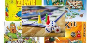 najlepsze gry planszowe dla dzieci w wieku 3-8 lat