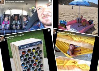 najlepsze life hacki życiowe rozwiązania dla rodziców DIY