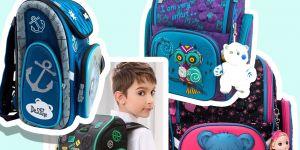 najlepsze plecaki tornistry dla uczniów klas 1-3