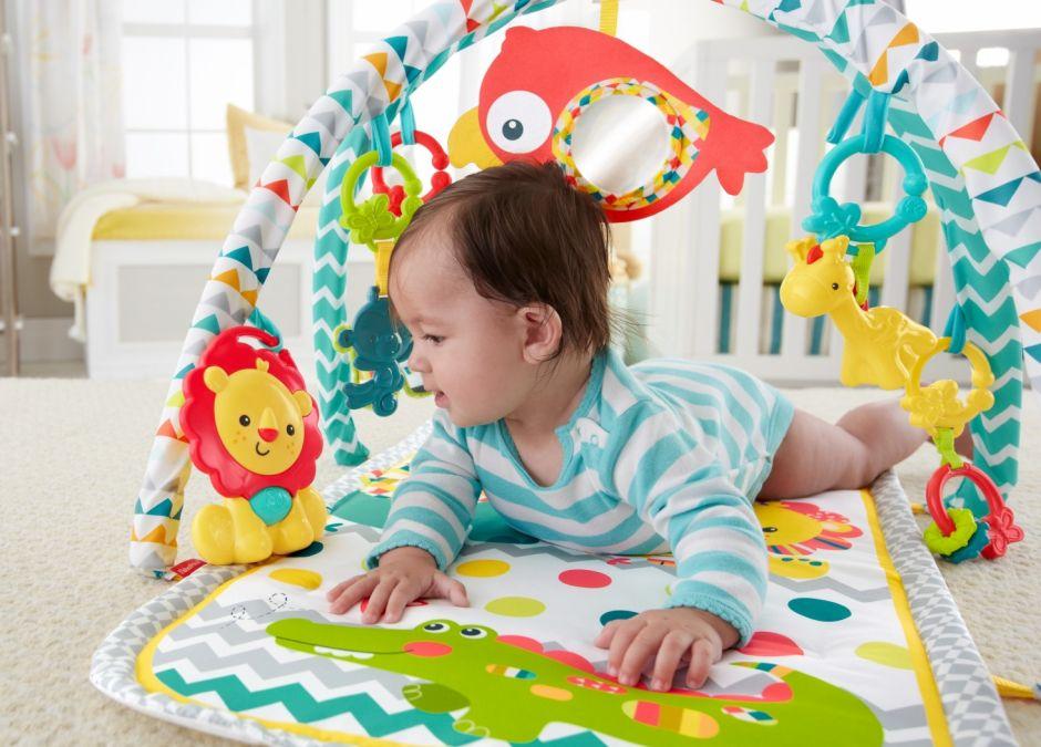 Najlepsze zabawki dla niemowląt