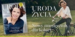 """Najnowszy magazyn """"Uroda życia"""""""