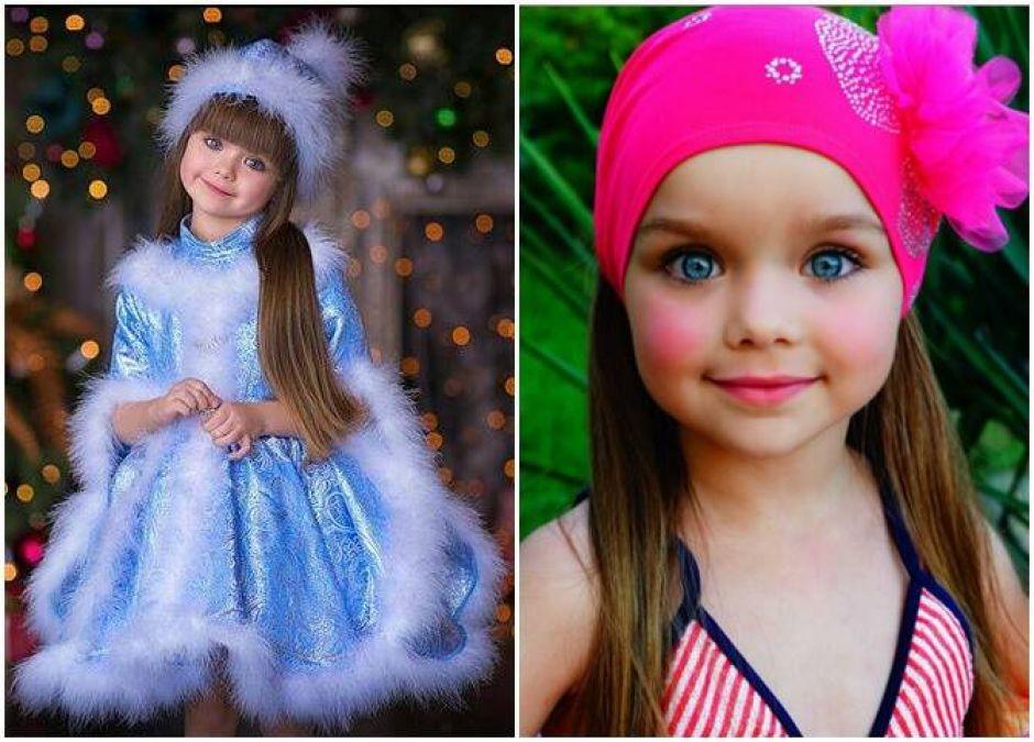 najpiękniejsze dziecko