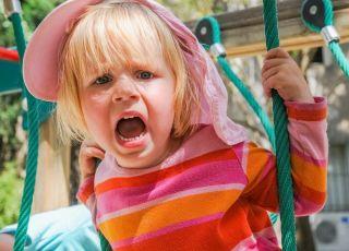 Napady złości u dziecka to znak, że ma szansę na karierę