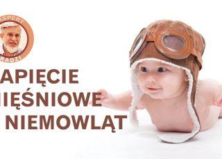 napięcie mięśniowe niemowląt
