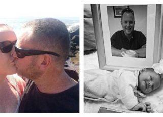 Narodziny dziecka i śmierć męża