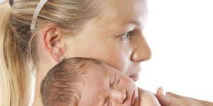 Narodziny to także dla dziecka olbrzymi wysiłek