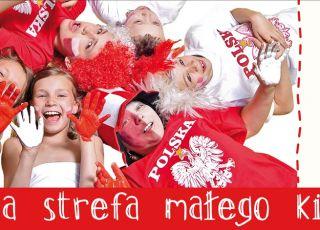 Nasza Strefa Małęgo Kibica, Euro 2012, piłka nożna dla dzieci
