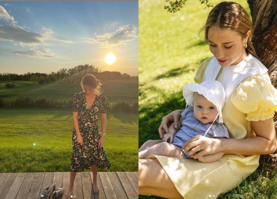 Natalia Klimas wyjechała bez dzieci i męża
