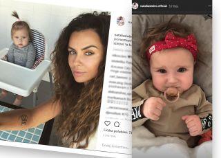 Natalia Siwiec z Mią - obrażają jej dziecko na Instagramie