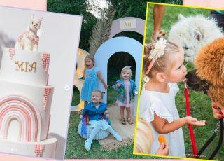 Natalia Siwiec zdradziła, co Mia dostała na 3. urodziny