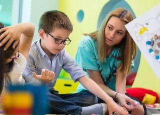 Cechy dobrej nauczycielki wychowania przedszkolnego