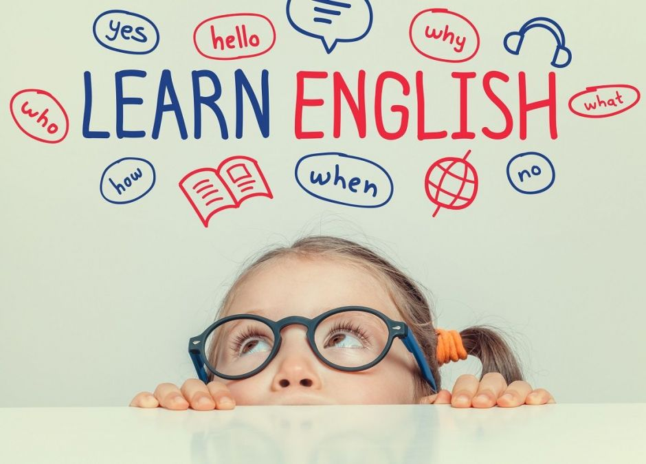Nauka angielskiego dla dzieci