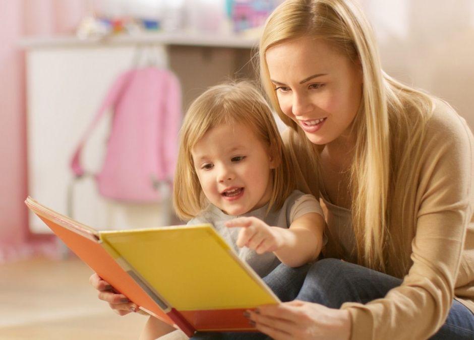 Nauka czytania Metodą Globalnego Czytania Domana