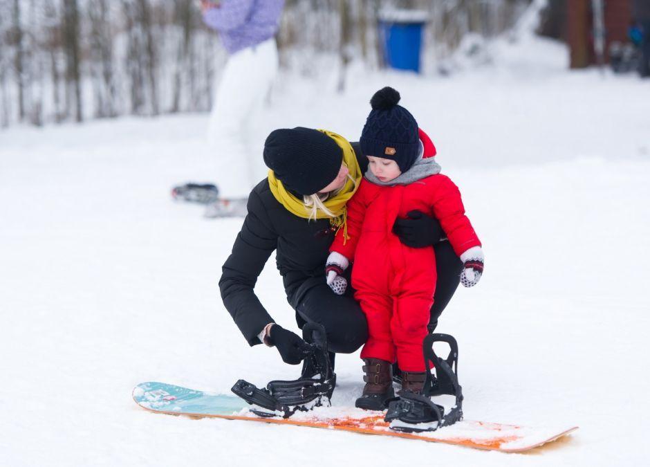 snowboard dla dzieci