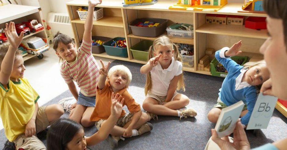 nauka, przedszkole, przedszkolaki, dzieci
