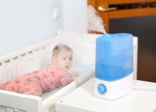 Nawilżacze powietrza dla dzieci