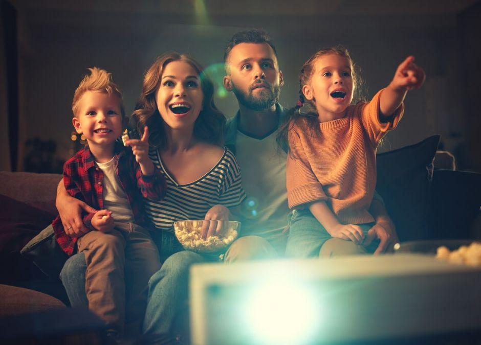 filmy familijne netflix