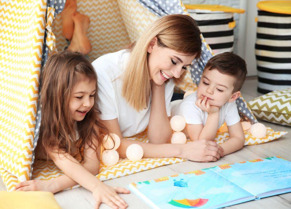 niania, opiekunka do dzieci