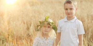 Nie ma nic złego w dziecięcej miłości