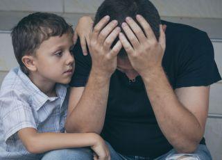 Nie mogłem znieść, że mój syn zamieszka z obcym facetem